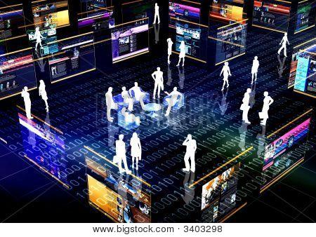 Comunidad de Internet