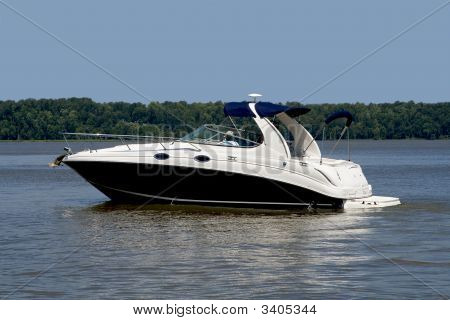 Large Pleasure Boat