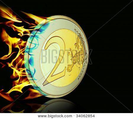 fogo do euro
