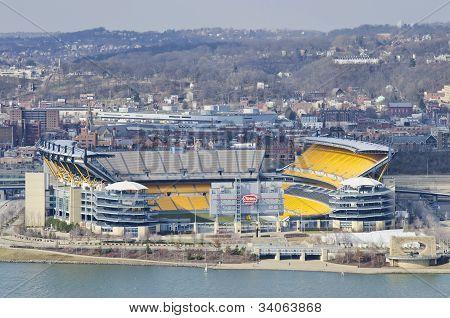 Heinz Field In Pittsburgh