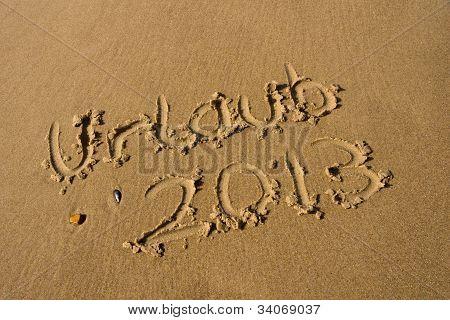 German Holiday 2013
