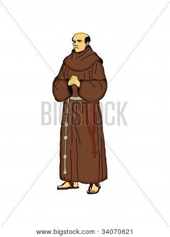 Franciscan Friar.
