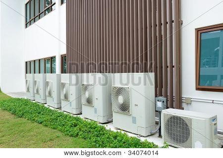 Compressor Of Air Condition