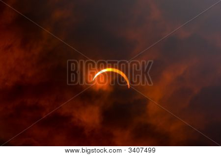 Solar Eclipse 2008