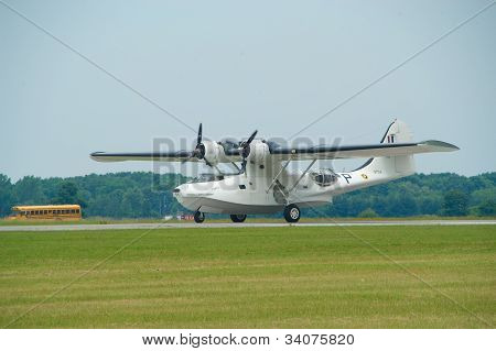 consolidated pby-5a canso