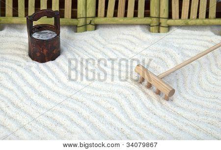 Traditional Garden Miniature