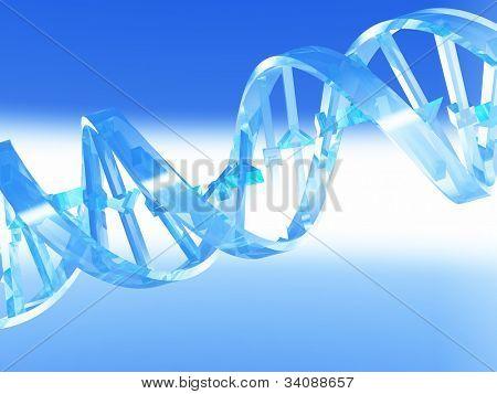 Bundel van DNA