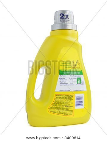 Concentrated Laundry Detergent