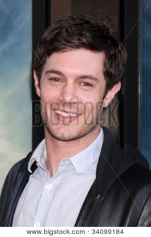 "LOS ANGELES - JUN 18:  Adam Brody arrives at the ""Seeking A Friend For The End Of The World"" LAFF Premiere at Regal Cinemas at LA Live on June 18, 2012 in Los Angeles, CA"