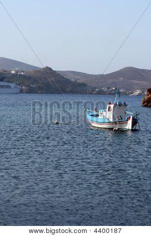 Lonly Boat