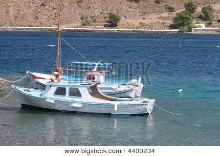 White Boats