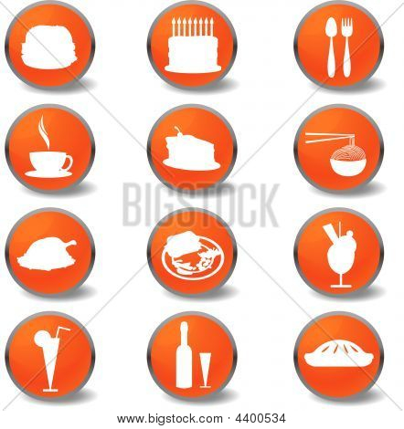 Food   Beverages Icons