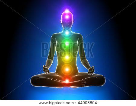 Meditación - Chakras