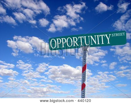 Gelegenheit Street