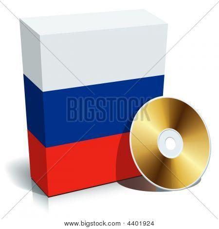 Russian Software Box