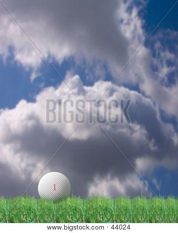 1 Golf Ball