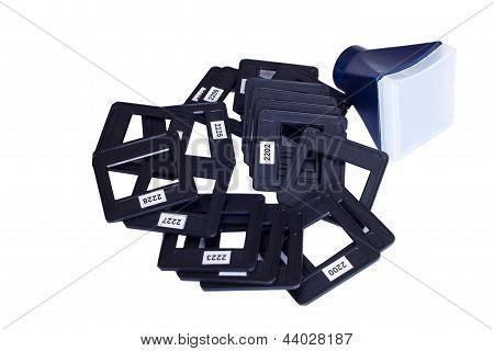 Slide Frames