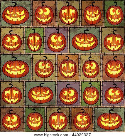 Halloween shabby background