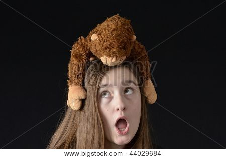 Monkey On My Back-surprised