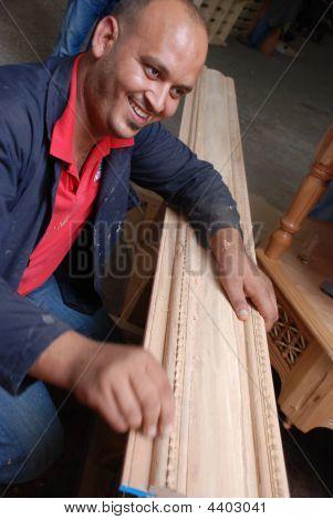 Morrocon Woodcarver