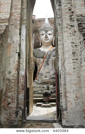 Big Buddha Sukothai