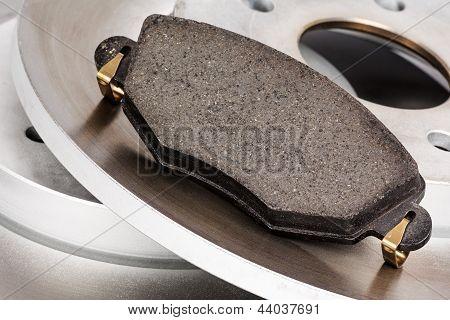 Brake Discs And Brake Pad