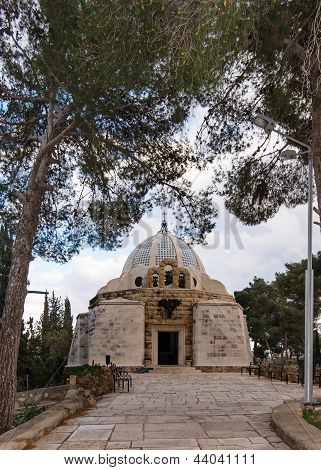 Church Of The Angels, Shepherd's Fields, Beit Sahour, Israel