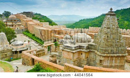 Kumbhalgarh Fort Temples
