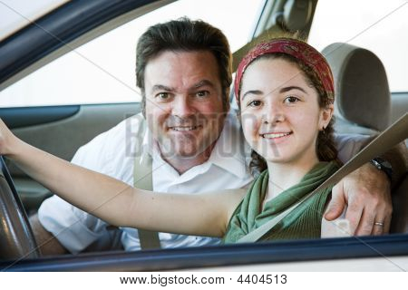 Driving With Dad
