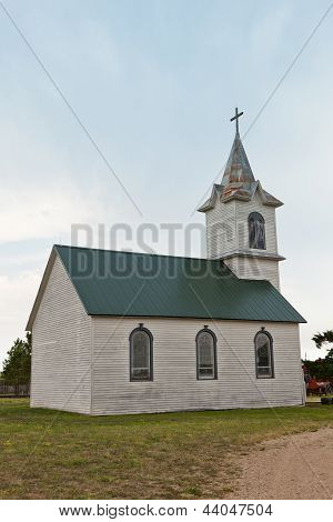 Old Prairie Church