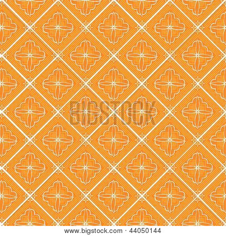 Indonesia Javanese traditional pattern batik 4
