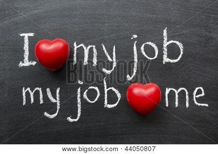 Love My Job Mutually