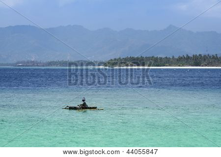 Gilli Islands Lombok Bali Indonesia