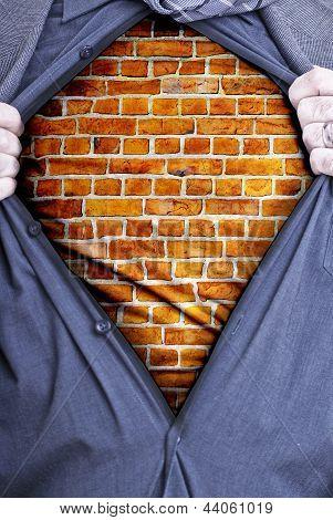 Hard As Bricks