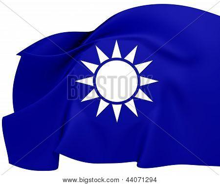 Taiwan Naval Jack