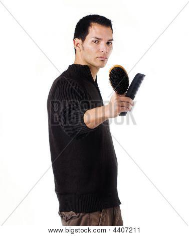 Male Hair Stylist