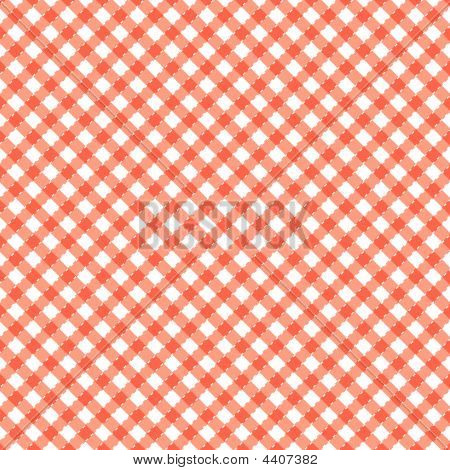 Red And White Popular Background Pattern