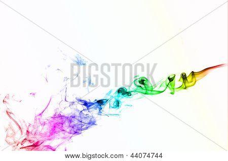 First Smoke