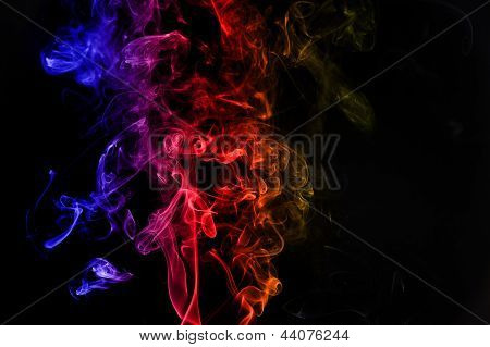 Smoking Flame