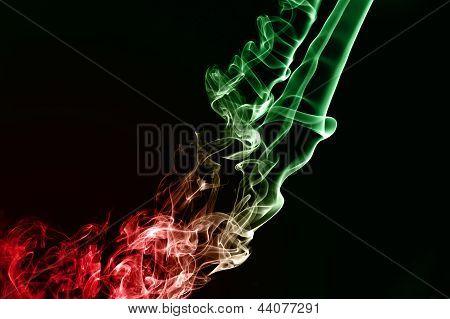 Smoking Flames