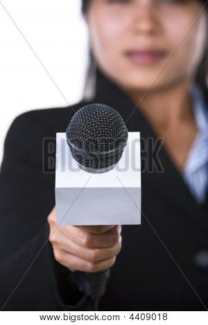 interviewen Sie
