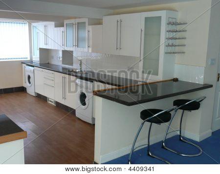 Modern Big Kitchen