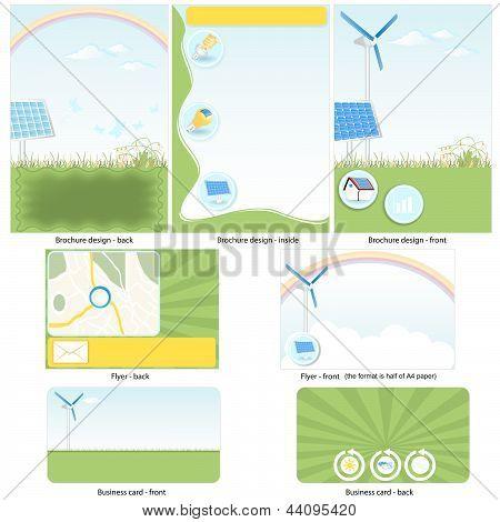 Green Technology Template