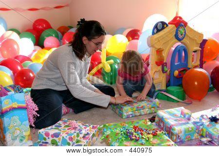 Globos & bebés 3