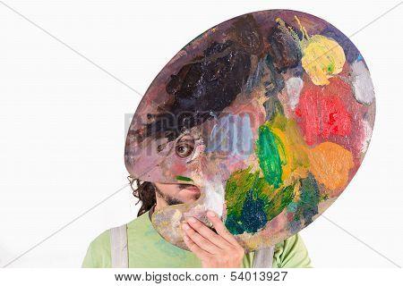 Painter Portrait