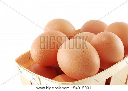 Eggs In A Basket Close