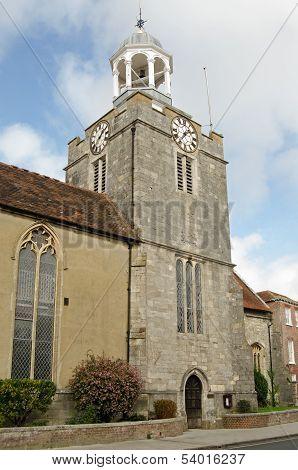 St Thomas Church, Lymington