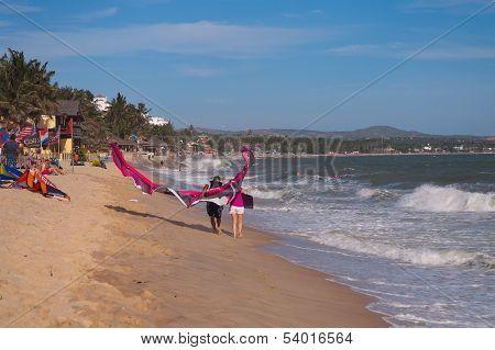 Mui Ne Beach. Vietnam