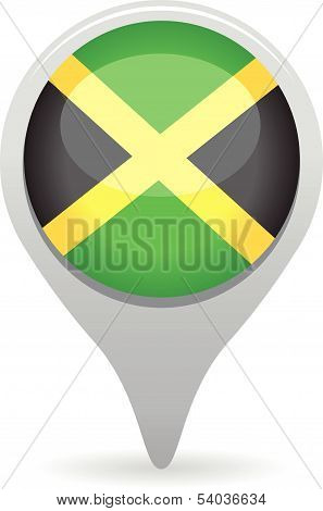 jamaican pointer flag