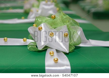 Green Gift Boxes